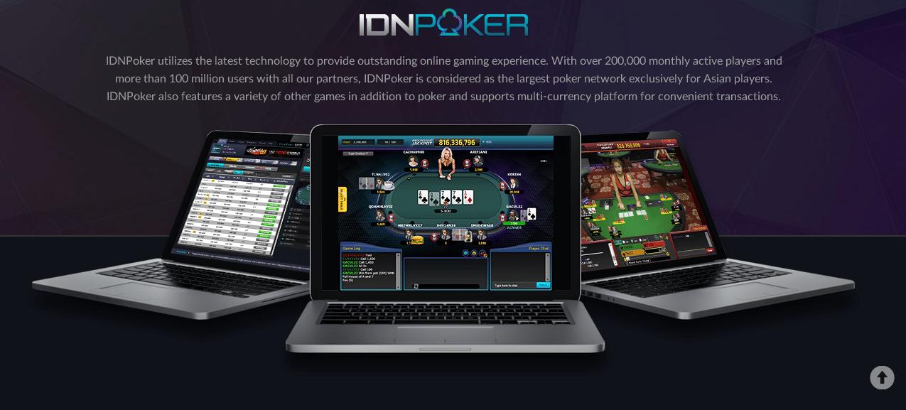 Permainan Poker IDN yang diminati di Indonesia