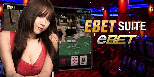 Live Casino Ebet Casino