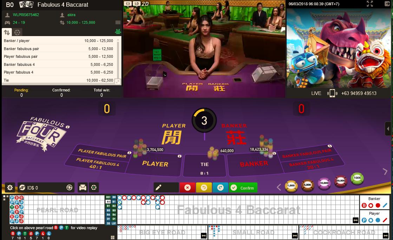 taruhan judi Live Casino