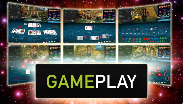 Agen Judi Live Casino Online TerpercayaGameplay