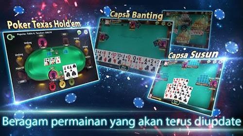 Menang Poker Online Tanpa Modal