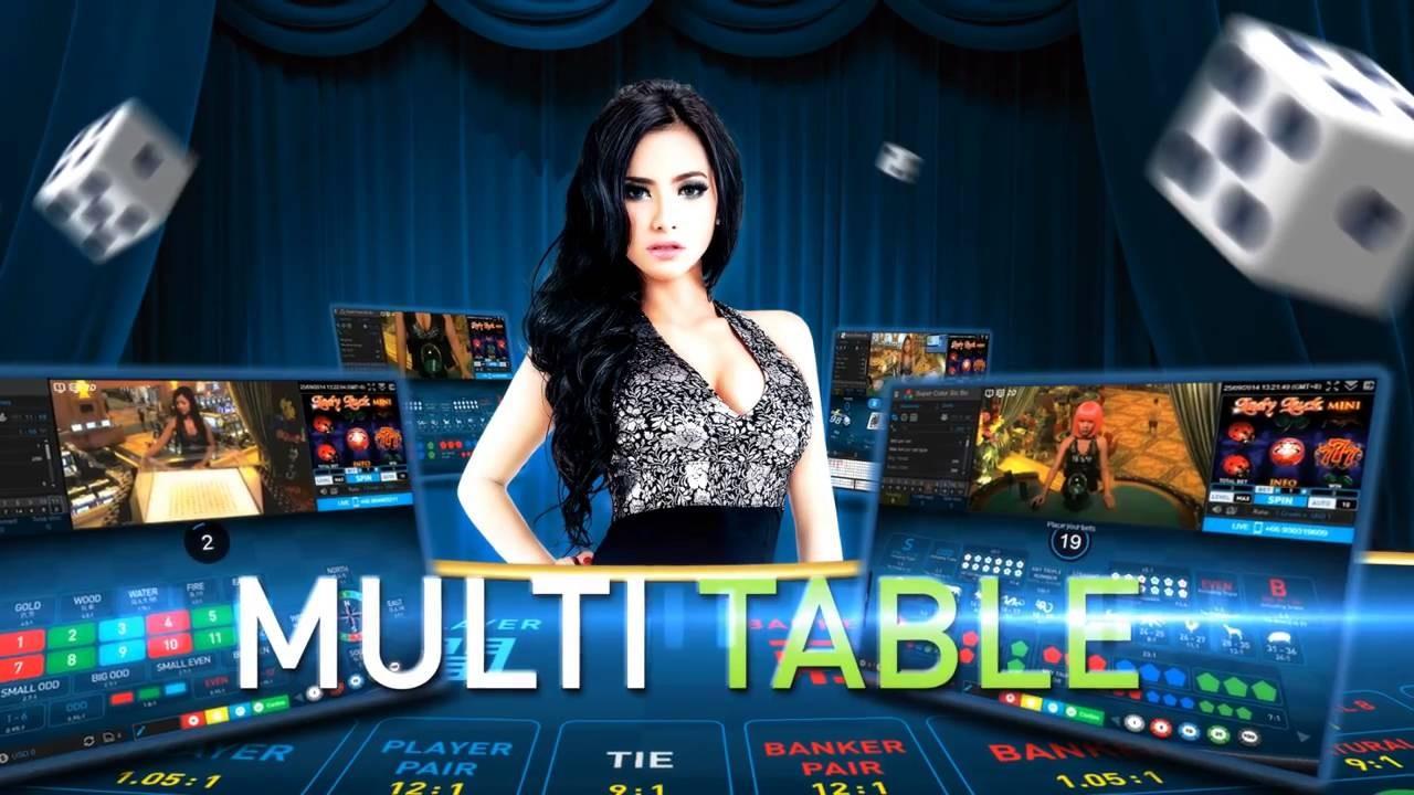Permainan Live Casino OnlineGameplay