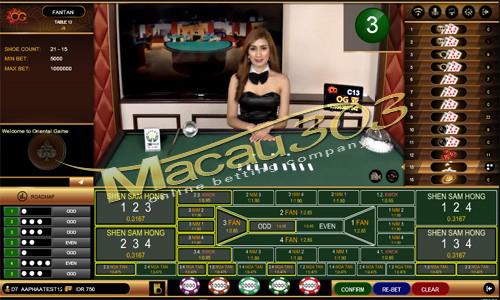 Agent Judi Penyedia Permainan Live Casino Fantan